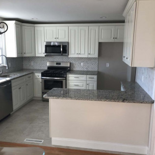 Kitchen remodeling contractor Gloucester City and Cherry Hill, NJ