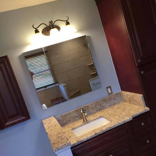Bathroom  renovation contractor in Gloucester City and Cherry Hill, NJ