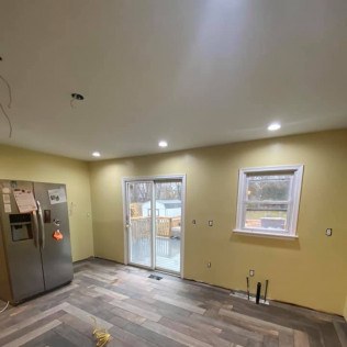 finished basement contractor Gloucester City and Cherry Hill, NJ