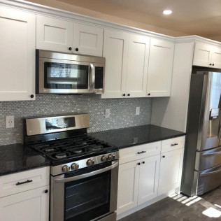 Kitchen renovation contractor Gloucester City and Cherry Hill, NJ