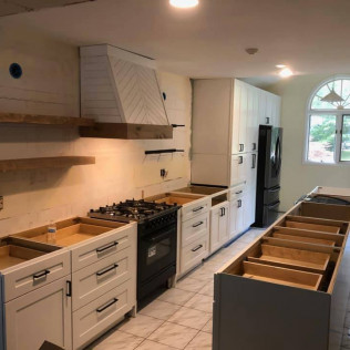 kitchen remodeling contractor cherry hill nj
